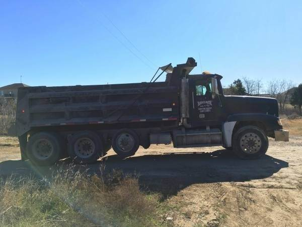 Used Dump Trucks >> 1991 Freightliner Fld120 Used Dump Truck Tri Axle Detroit 11 1