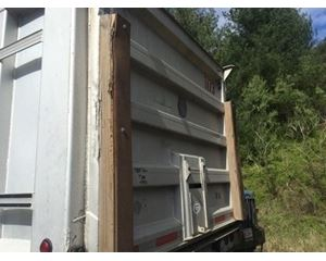 R/S End Dump Trailer 32x72x96, Tri Axle