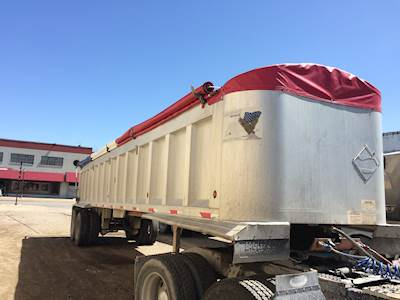 Semi Dump Trailers >> Used End Dump Trailers For Sale Itag Equipment