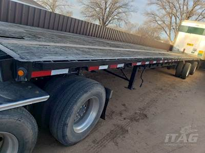 Used Flatbed Trailers For Sale Itag Equipment