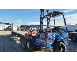 Great Dane Flatbed Trailer 48x102, Closed Axle, Princeton Forklift