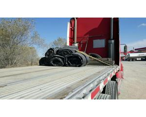 Reitnouer Big Bubba Flatbed Trailer 53x102, Sliding Axle