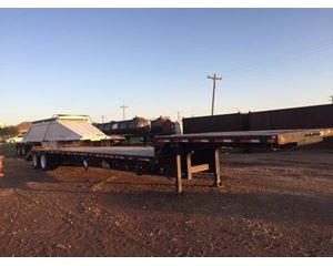 Transcraft Flatbed Trailer 48x102, Closed Axle, ZX2