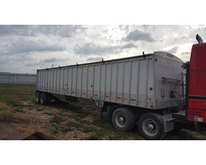 Cornhusker Grain Hopper Trailer 42x96x72, Closed Axle