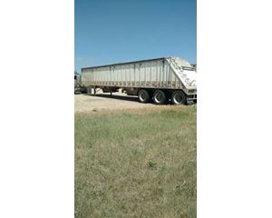 Cornhusker Grain Hopper Trailer Aluminum, Closed Axle, ZX2