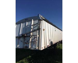 Merritt Grain Hopper Trailer 43, Aluminum, Closed Axle