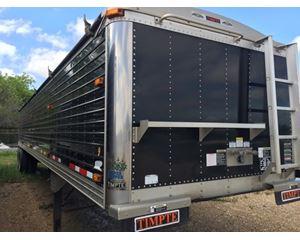 Timpte Grain/Hopper Trailer 40x96x66, Closed Axle