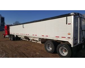 Timpte Grain Hopper Trailer 42x96x72, Closed Axle