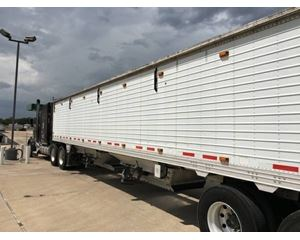 Timpte Grain Hopper Trailer 43x102x78, Closed Axle
