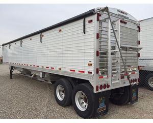 Timpte Grain Hopper Trailer 42x96x78, Aluminum, Closed Axle