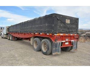 Western Grain Hopper Trailer 45x102, Closed Axle