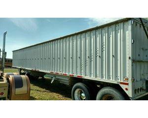Wilson Grain/Hopper Trailer 40x96x66, Closed Axle