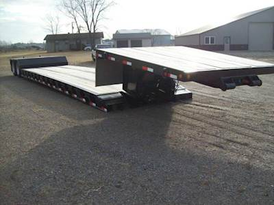 Used Double Drop Trailers For Sale Itag Equipment