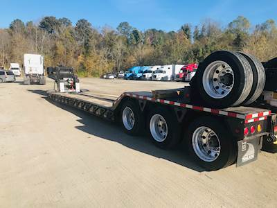 Used Lowboy Trailers For Sale | iTAG Equipment