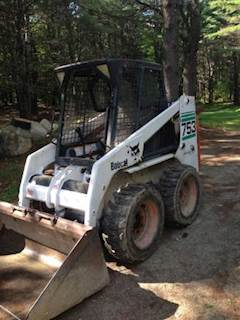Bobcat 753 Skid Steers For Sale Mylittlesalesmancom