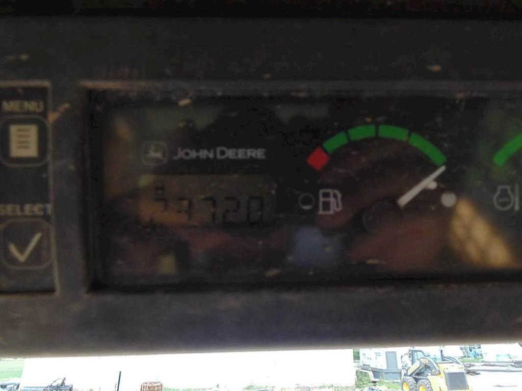 2006 John Deere Ct332 Skid Steer Model Hours 2372 Open 332d Loader Wiring Schematic Cab