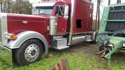 2000 Peterbilt 379EXHD Sleeper Truck, CAT 3406E, 18 Speed Trans For