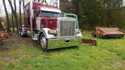 2000 Peterbilt 379EXHD Sleeper Truck, CAT 3406E, 18 Speed Trans For