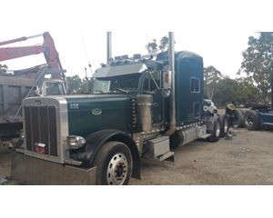 Peterbilt Sleeper 379EXHD