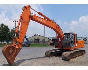 Hitachi ZX 200LC Excavator