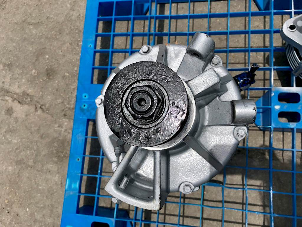 Delco Remy Series 50DN Model 10459123 Alternator 24 Volts GRD NEG 270 AMPS