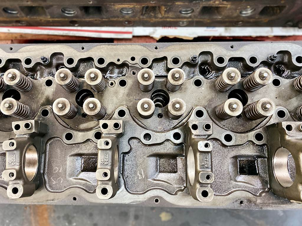 Volvo D13 Cylinder Head Part# 21458124 For Sale | Opa Locka, FL | 21458124  | MyLittleSalesman.com | Volvo Mp7 Engine Head Diagram |  | My Little Salesman