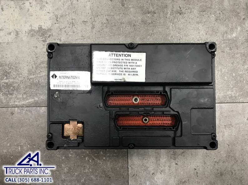 International DT466 Engine Control Module (ECM) Part # 1833341C1 For Sale |  Opa Locka, FL | 1833341C1 | MyLittleSalesman com