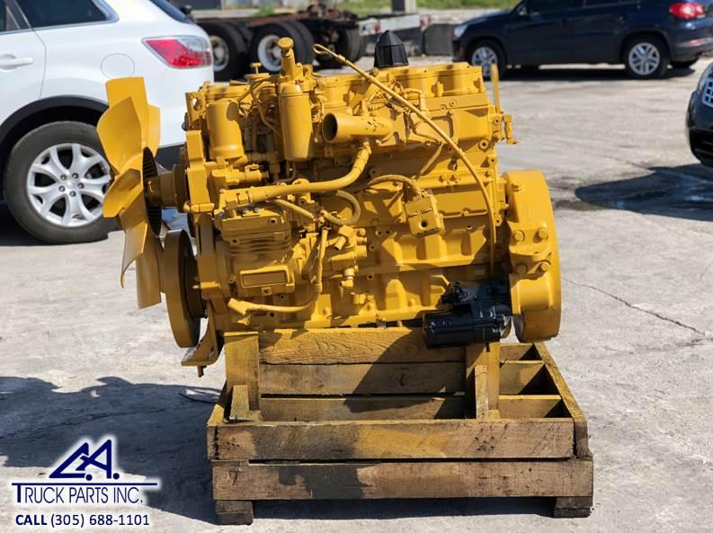 1999 Caterpillar 3126 Engine For Sale | Opa Locka, FL | CAT 3126B Diesel  Engine 7AS AR # 154-1076 | MyLittleSalesman com