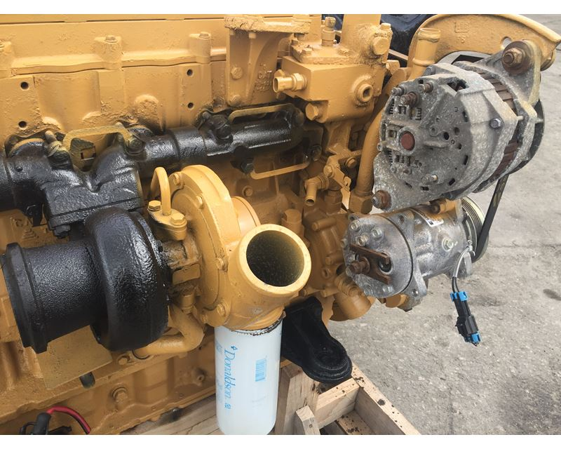 Cat Engine 3126 Service Manual