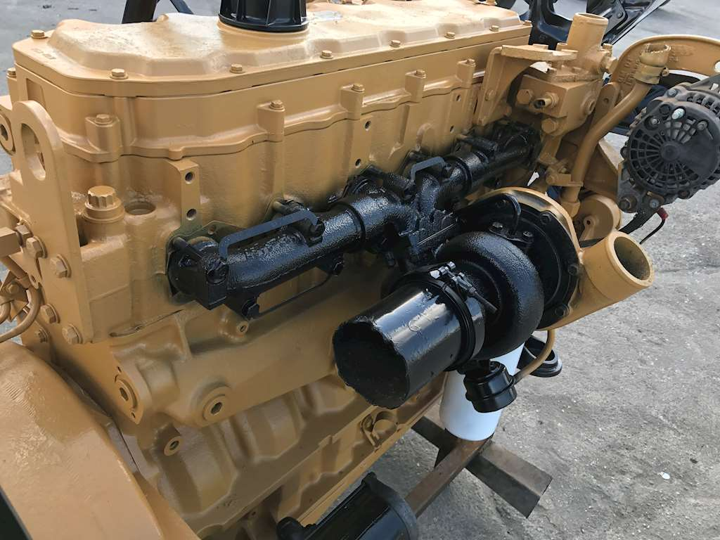 1999 Caterpillar 3126 Engine For Sale Opa Locka Fl