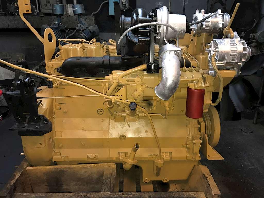 1998 Caterpillar 3306 Engine For Sale Opa Locka Fl