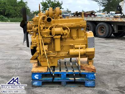 1989 Caterpillar 3306 DI Engine