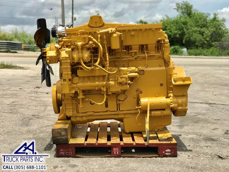 1985 Caterpillar 3406 Diesel Engine For Sale