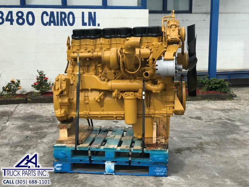 2002 Caterpillar C15 6NZ Engine (Single Turbo) For Sale   Opa Locka, FL    CAT C15 6NZ SINGLE TURBO   MyLittleSalesman com