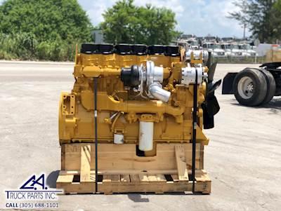 2002 Caterpillar C15 6NZ Engine (Single Turbo)