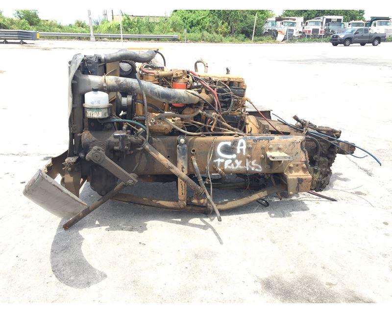 2013 Caterpillar C7 Engine For Sale Opa Locka Fl 34