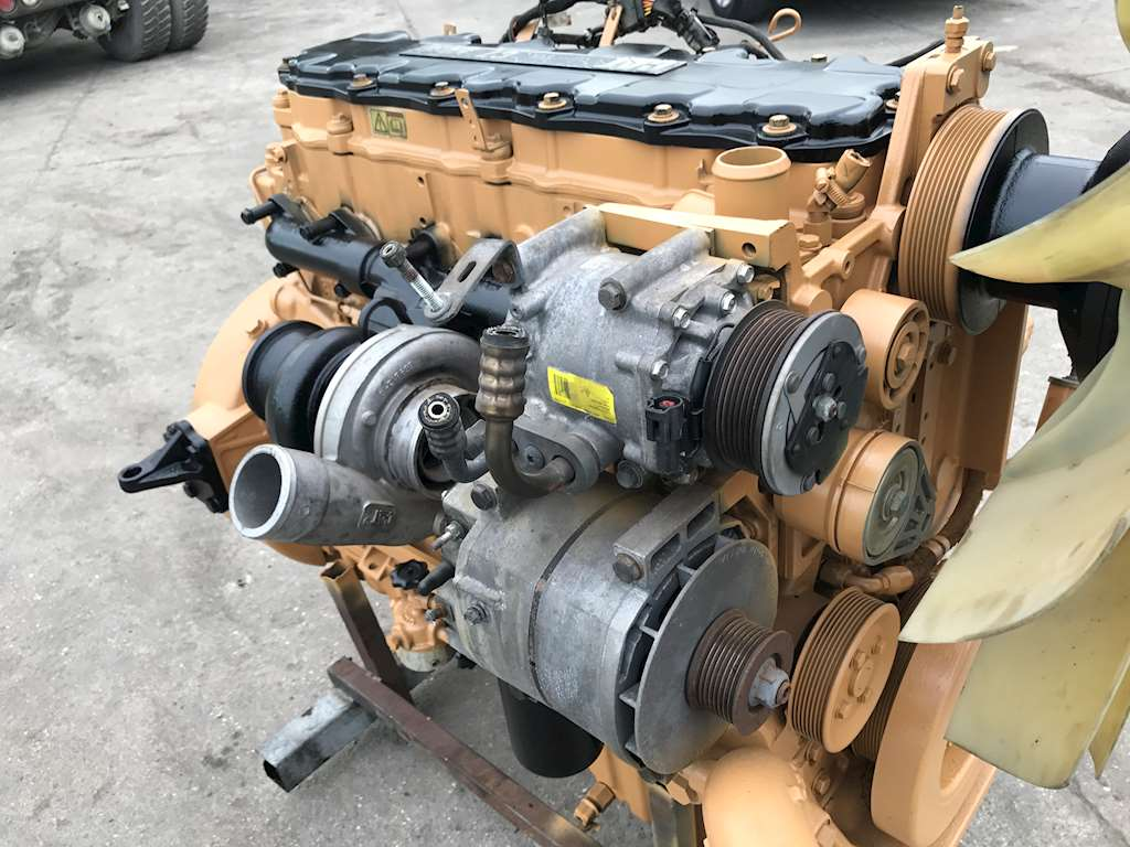 2004 Caterpillar C7 Diesel Engine For Sale, 127,452 Miles ...