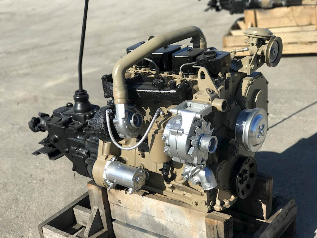 1987 Cummins 4BT Engine