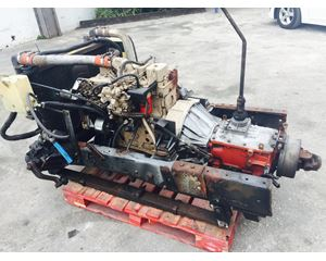 1996 Cummins 4BT Engine