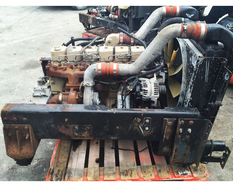 Manual parts Motor 6bt