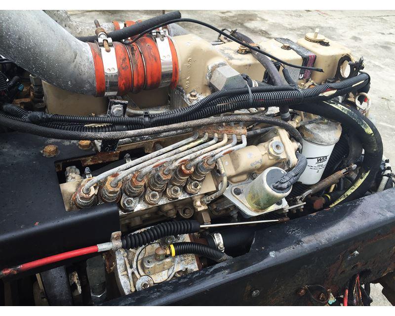 5 9 Cummins Engine Specs: Cummins 6bt 5 9l 130hp Diesel