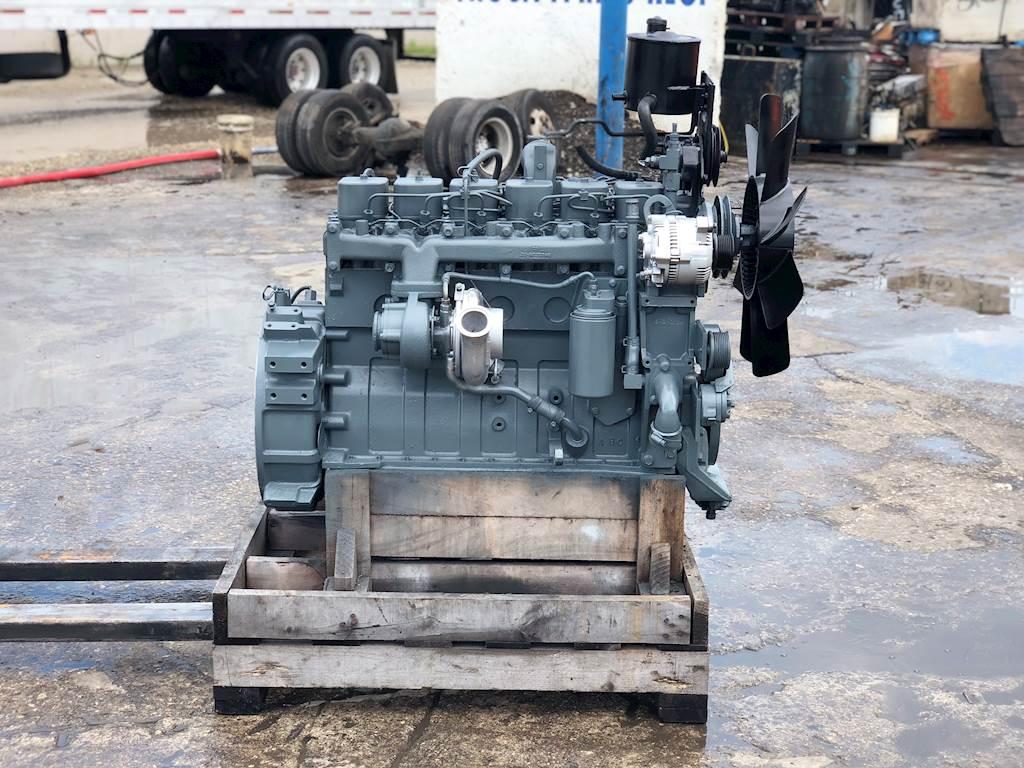 1995 Cummins 6bt Diesel Engine For Sale