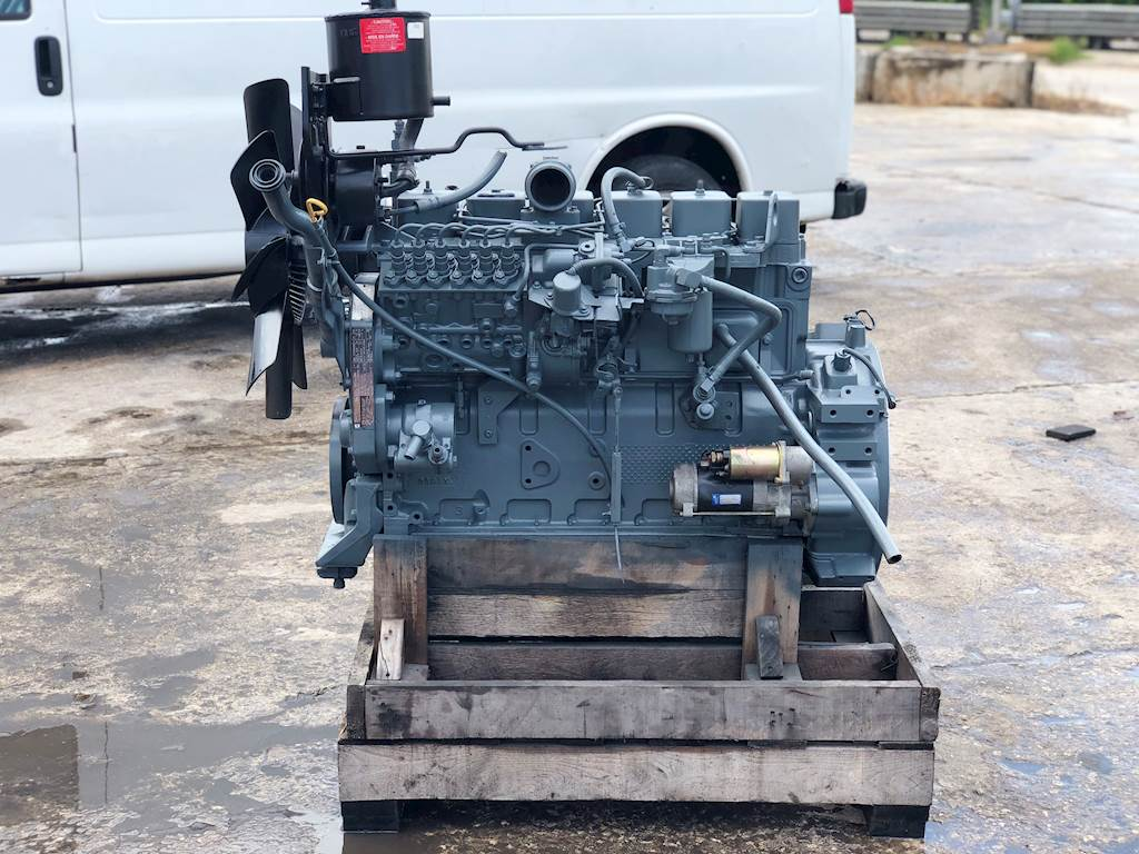 1995 Cummins 6bt Diesel Engine For Sale