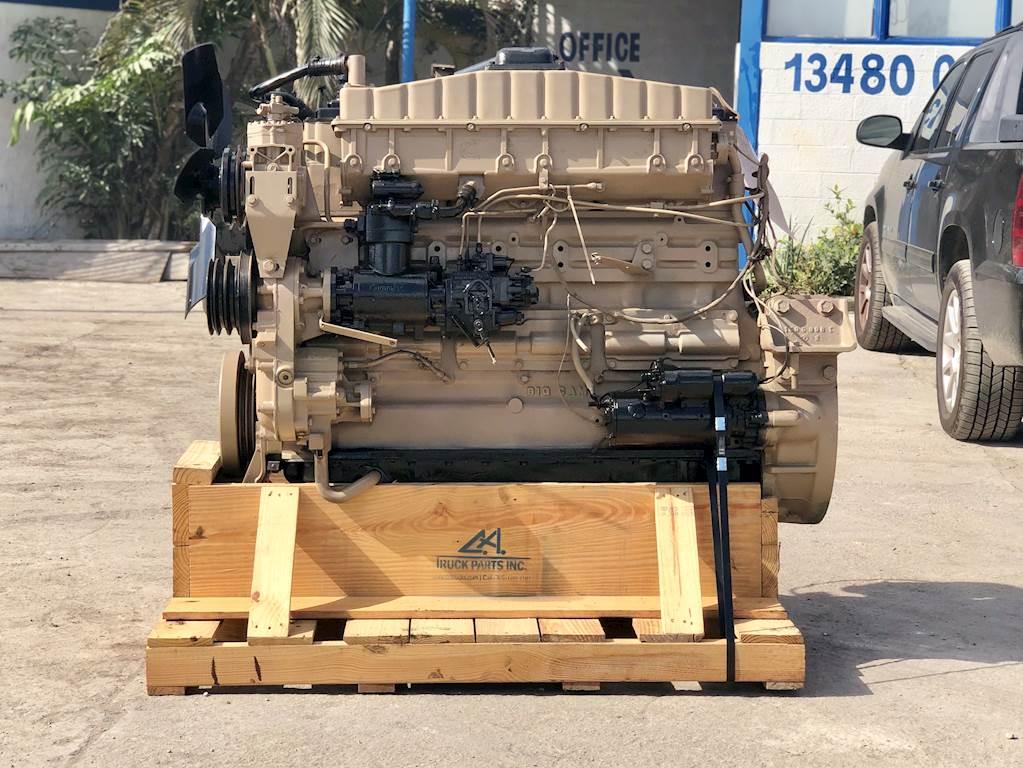 1983 Cummins Big Cam 3 III Diesel Engine NTC 350 BC CPL 632 350 HP