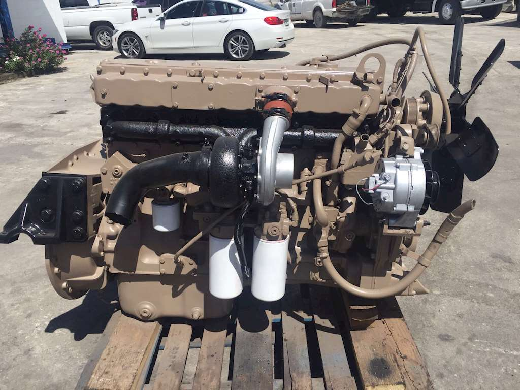 1988 Cummins L10 Engine 9177308