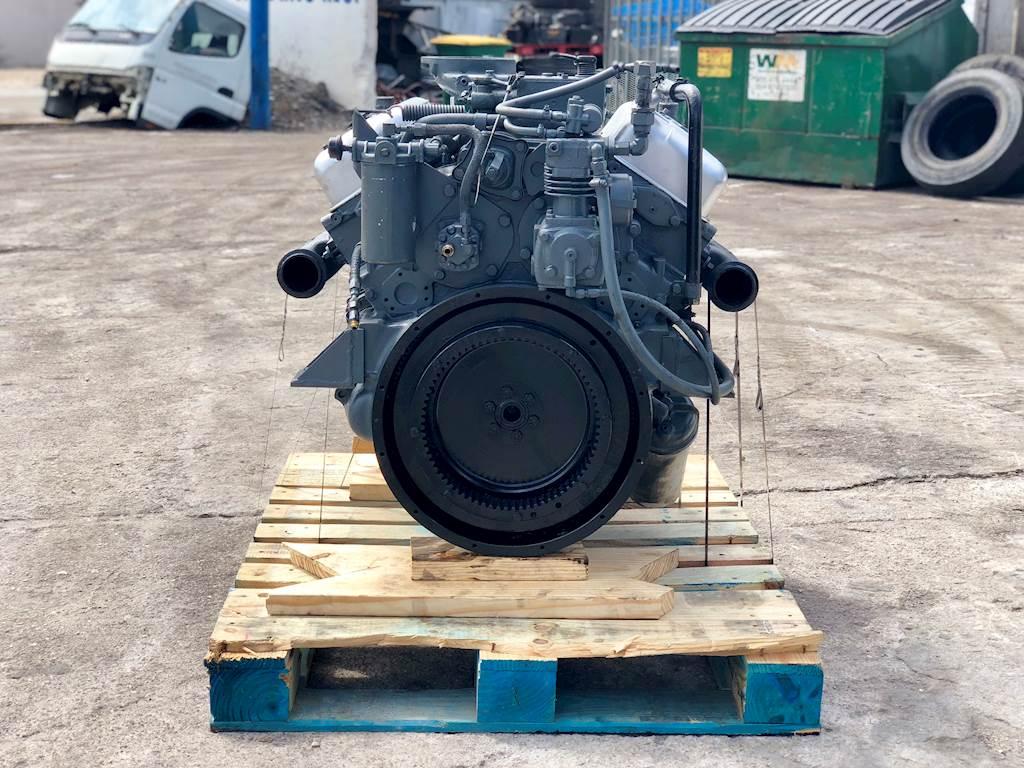 Detroit 6V53 Series 53 Diesel Engine