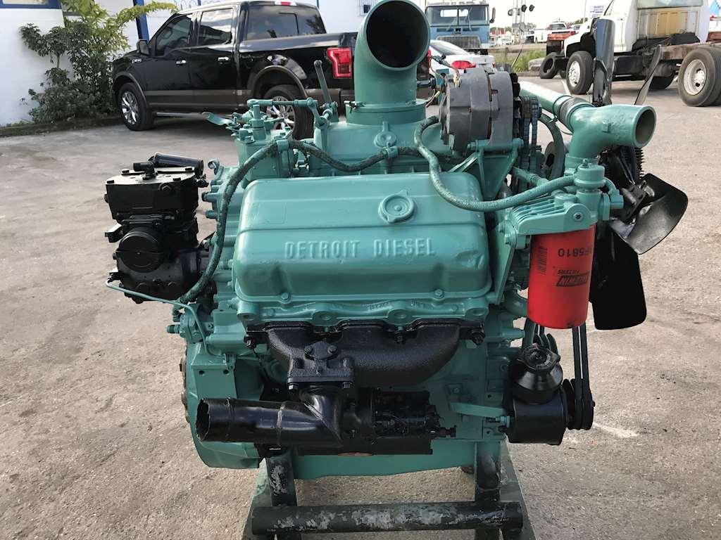 Detroit 6V53 Engine