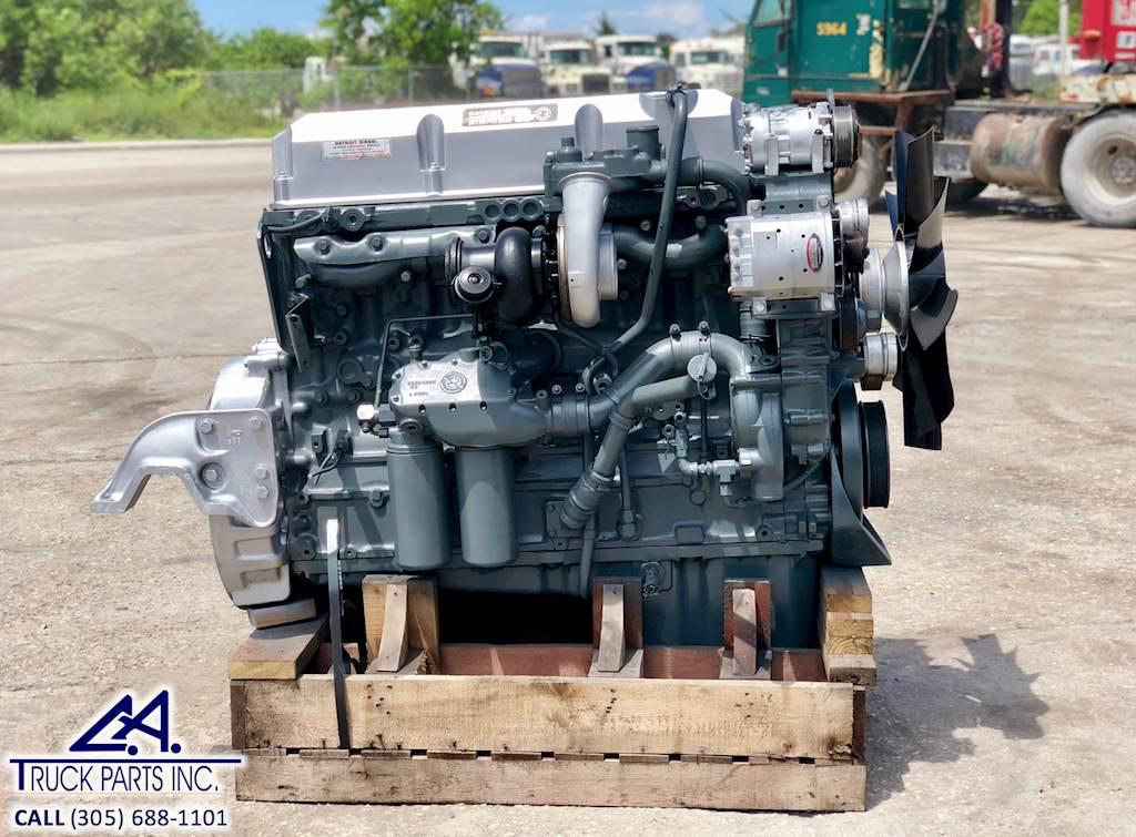 Detroit Series 60 127L Diesel Engine Model 6067MK60 350HP