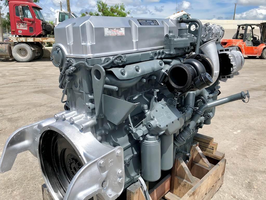 Detroit Series 60 12 7L Diesel Engine, Model 6067MK60 350HP