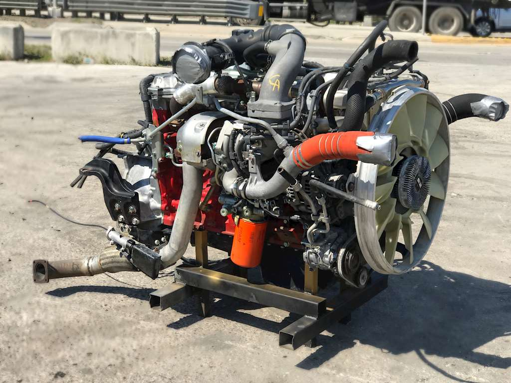 Hino Engine Parts : Hino j e vc engine for sale miles opa